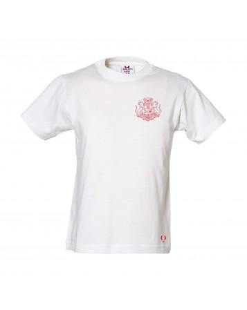 VICTOR Tee-shirt élégance blason marial