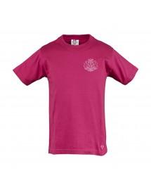 ALIX Tee-shirt catholique pour fille Elégance avec Blason marial