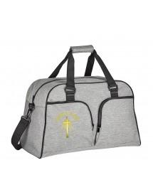 ANTOINE Le sac de voyage catholique pour prêtre avec Croix Totus Tuus
