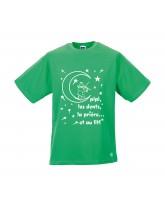 TARCISSIUS PYJAMA Tee-shirt authentique avant d'aller dormir
