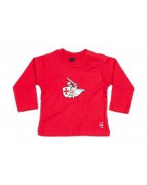 NICOLAS Tee Shirt manches longues bébé chevalier templier