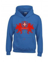 FRANCOIS XAVIER Sweat catholique garçon blason scout